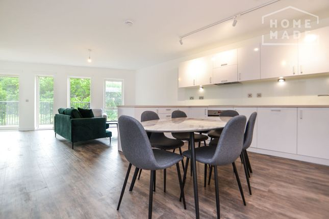 Thumbnail Flat to rent in Millet Place, Royal Docks