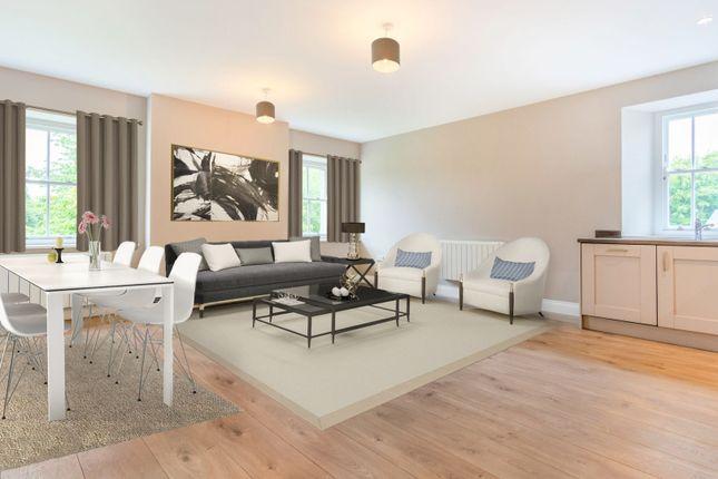 2 bedroom flat for sale in No 46 Plas Y Coed, Bangor