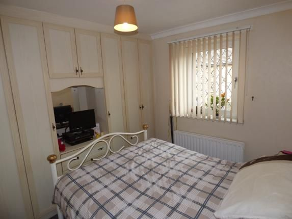 Bedroom of The Mews, Chapel Walk, Padiham, Burnley BB12