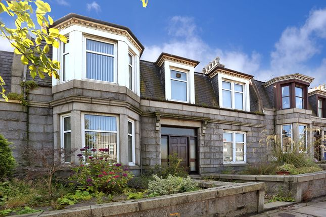 Thumbnail Terraced house for sale in Clifton Road, Aberdeen