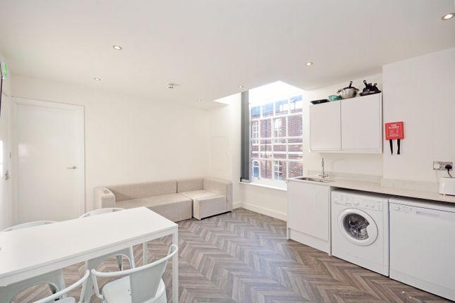 Thumbnail Flat to rent in Apt 1, Belgravia House 2 Rockingham Lane, Sheffield