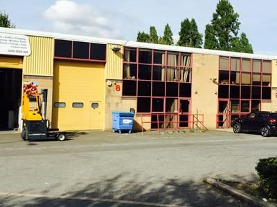 Thumbnail Light industrial to let in Unit 8, Watermill Business Centre, Edison Road, Enfield