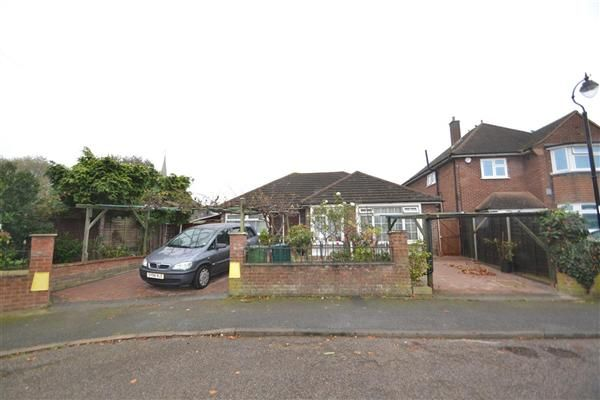 Thumbnail Bungalow for sale in High Street, Stanwell, Staines