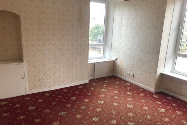 Thumbnail Flat for sale in Queen Street, Peterhead, Aberdeenshire