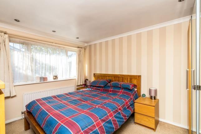 Bedroom 1 of Calmore, Southampton, Hampshire SO40