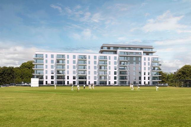 Thumbnail Flat for sale in Teesra House, Mount Wise, Plymouth