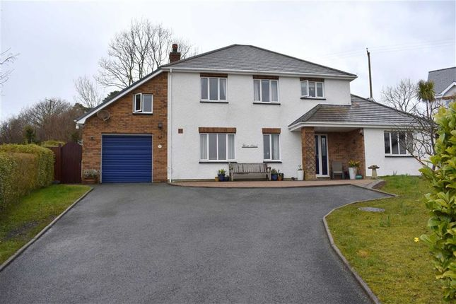 Thumbnail Detached house for sale in Allt-Y-Bryn, Llanarth, Ceredigion
