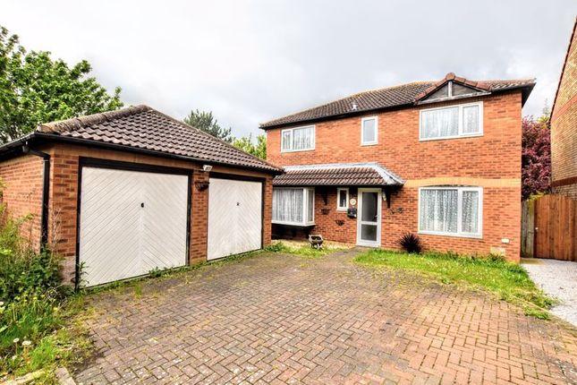 Thumbnail Detached house for sale in Lavender Grove, Walnut Tree, Milton Keynes
