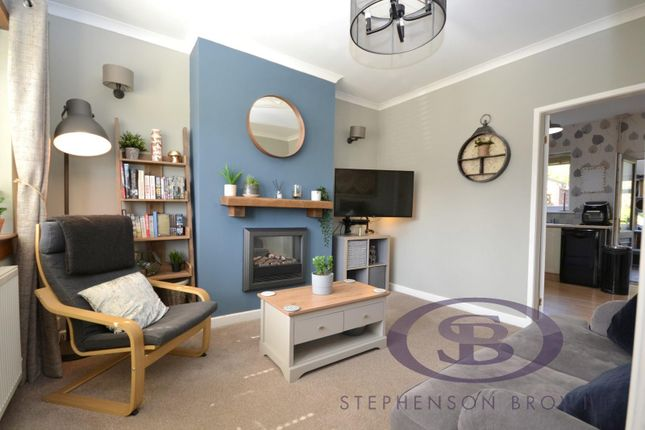 2 bed semi-detached house for sale in Ellams Place, Silverdale, Newcastle ST5