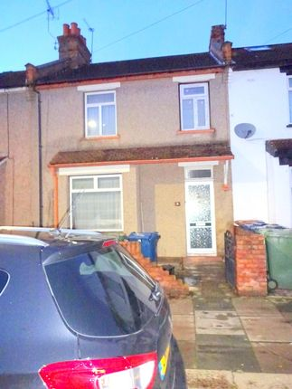 Thumbnail Terraced house to rent in Graham Road, Harrow