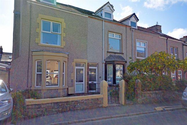 Thumbnail Terraced house for sale in Kingsland Road, Millom, Cumbria