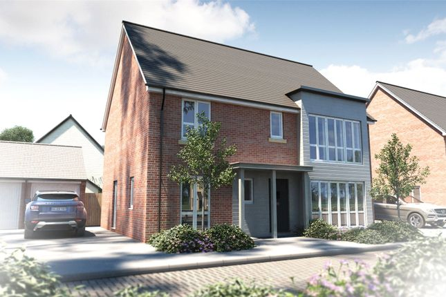 Thumbnail Detached house for sale in Bloor Homes @ Pinhoe, Pinncourt Lane, Pinhoe, Exeter