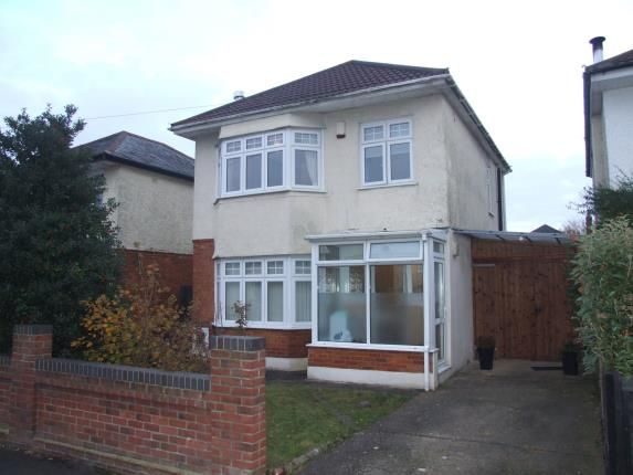 Thumbnail Detached house for sale in Shirley Road, Bournemouth
