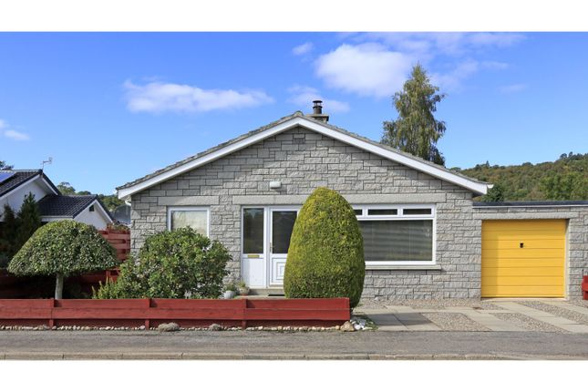 Thumbnail Detached bungalow for sale in Seafield Court, Grantown-On-Spey