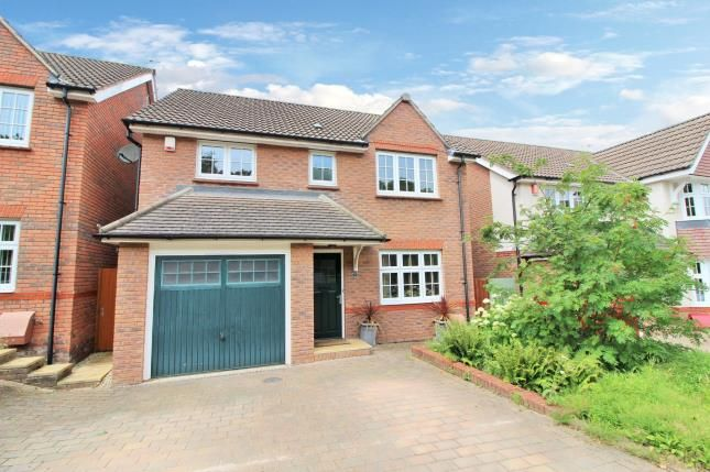 Thumbnail Detached house for sale in Long Wood Meadows, Cheswick Village, Bristol