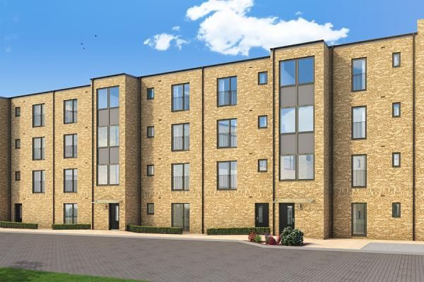 """2 bedroom flat for sale in """"The Carron At Broomview"""" at Broomhouse Road, Edinburgh"""