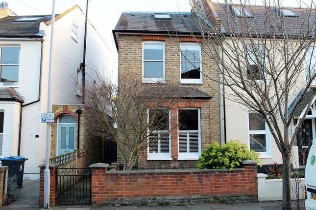 4 bed semi-detached house to rent in Wyndham Road, Kingston Upon Thames KT2
