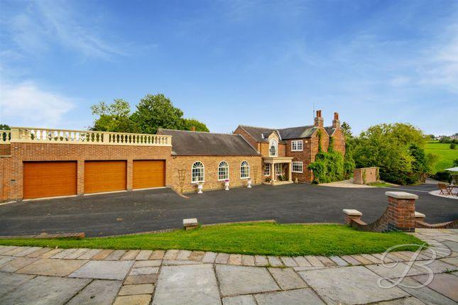 Thumbnail Detached house for sale in Lower Bagthorpe, Bagthorpe, Nottingham