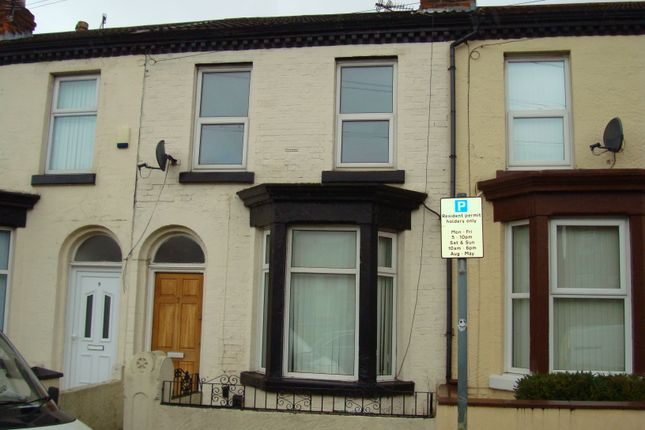 3 bed terraced house to rent in Roxburgh Street, Liverpool