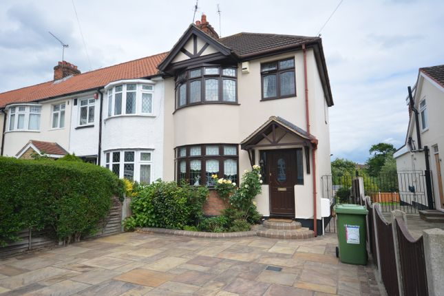 3 bed semi-detached house for sale in Northumerberland Avenue, Ardleigh Green, Hornchurch