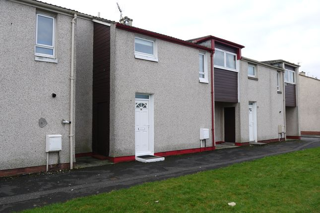 Thumbnail Terraced house for sale in Carnell Terrace, Prestwick