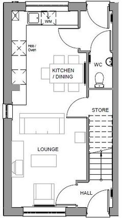 St James 2Bed Gf Plan