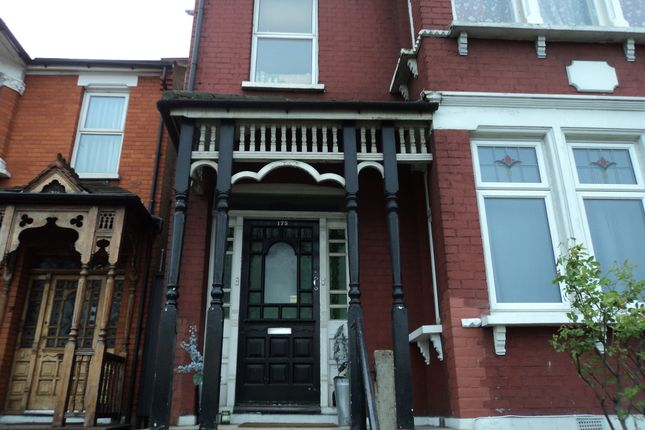 Thumbnail Terraced house for sale in Bowes Road, Arnos Grove