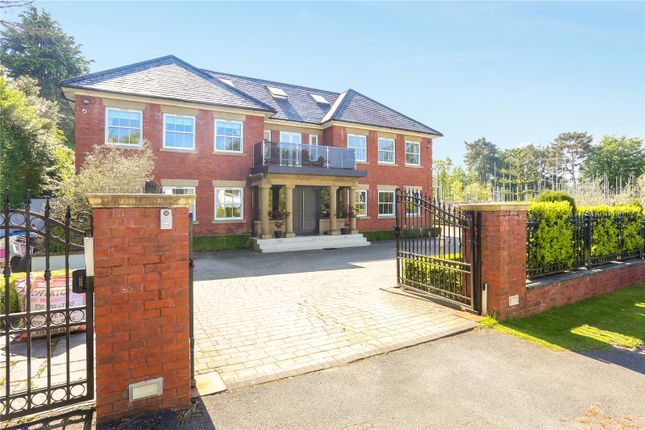 Thumbnail Detached house for sale in Barry Rise, Bowdon, Altrincham, Cheshire