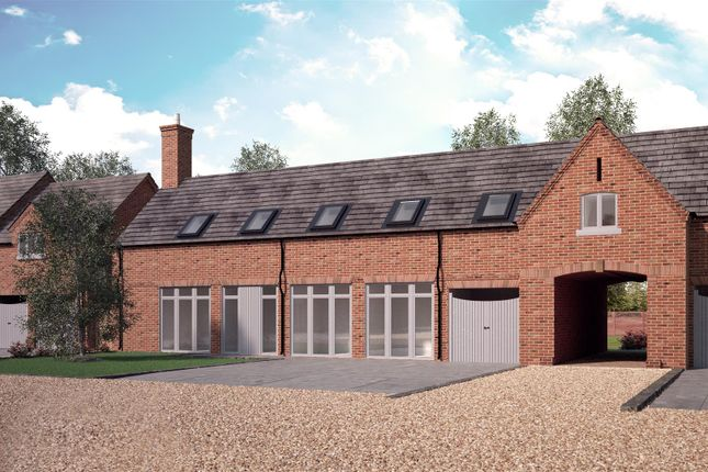 Thumbnail Link-detached house for sale in Plot 6, Cadeby Court, Sutton Lane, Cadeby