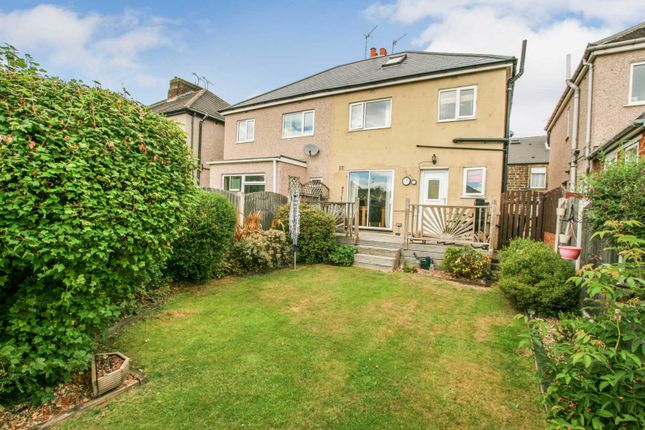 Thumbnail Semi-detached house for sale in Victoria Street, Dronfield, Derbyshire