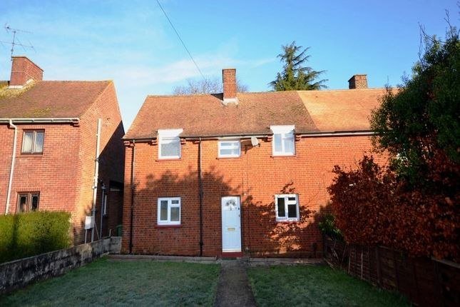 Thumbnail Semi-detached house to rent in Queen Mary Avenue, Basingstoke