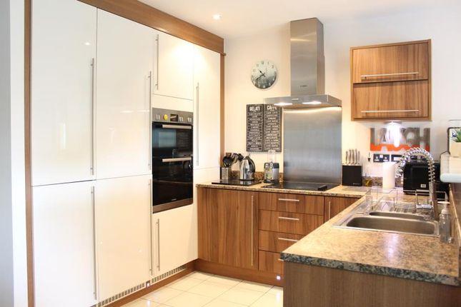 Thumbnail Flat for sale in Cedar Drive, Seacroft, Leeds