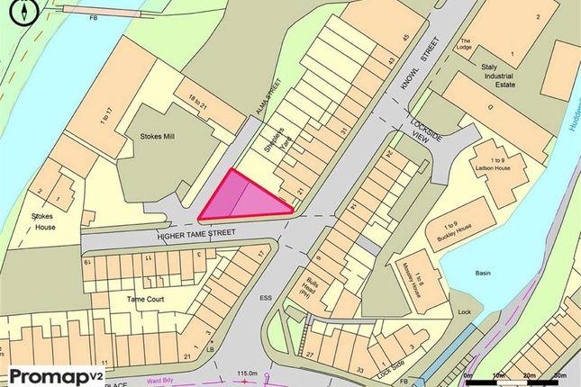 Thumbnail Land for sale in Higher Tame Street, Stalybridge