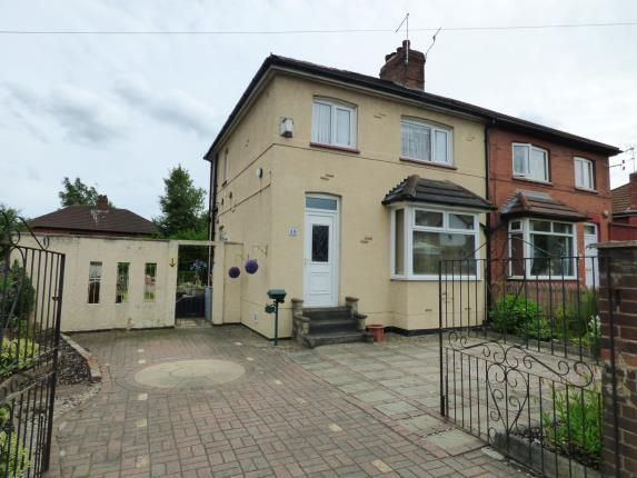 Thumbnail Semi-detached house for sale in Swinnow Road, Leeds, West Yorkshire