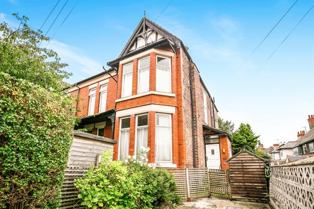 Thumbnail Maisonette for sale in Mayfield Road, Wallasey