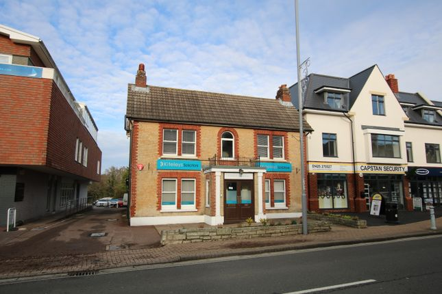 Thumbnail Office for sale in Lymington Road, Highcliffe, Christchurch