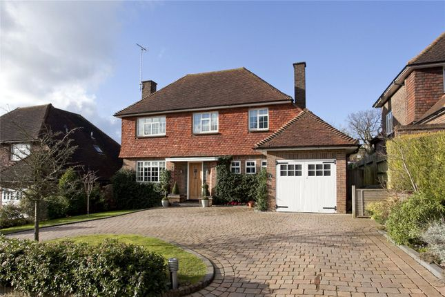 4 bed detached house for sale in Warren Road, Bushey Heath, Hertfordshire