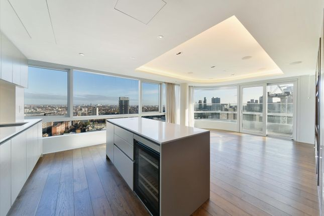 Thumbnail Flat to rent in Canaletto Tower, City Road, London, Islington