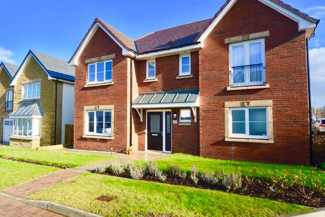 Thumbnail Detached house for sale in Deer Meadow, Symington, Kilmarnock