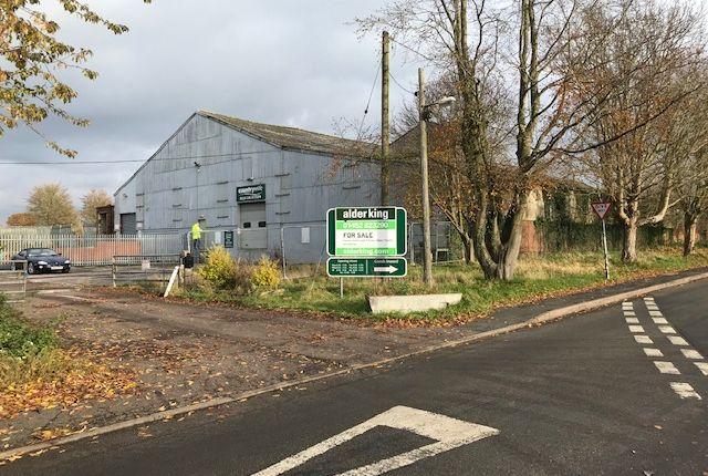 Thumbnail Industrial to let in Snitterfield Road, Bearley