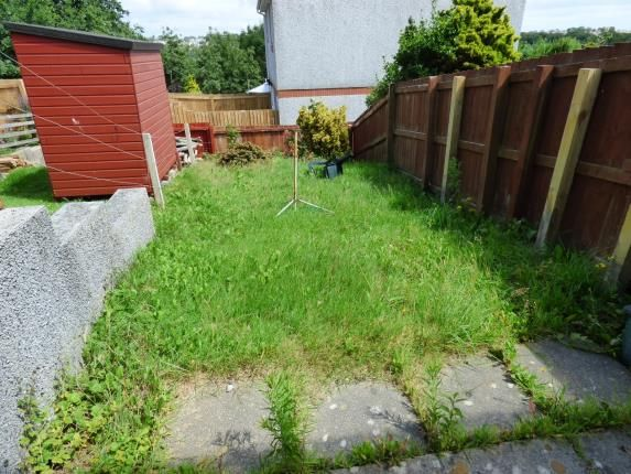 Garden of Coombe Way, Plymouth PL5