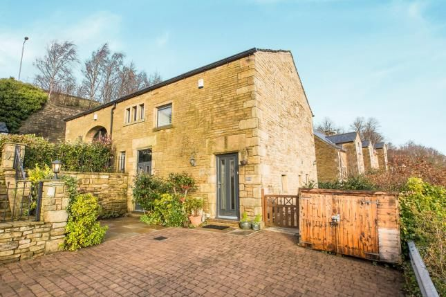 Thumbnail Barn conversion for sale in The Meadows, Sowerby Bridge, West Yorkshire