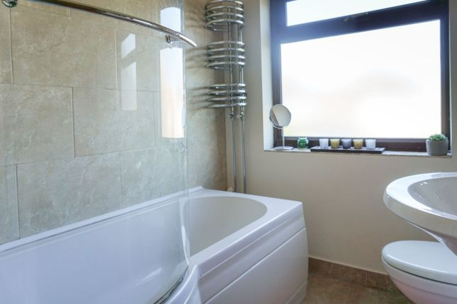 Bathroom of Springfield Crescent, Solihull B92