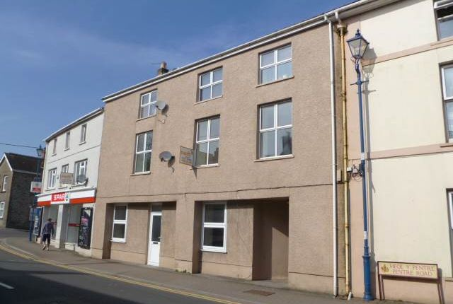 Thumbnail Flat to rent in Pentre Road, St Clears, Carmarthenshire