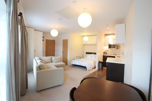 Studio to rent in Worsdell House, Gateshead, Tyne And Wear NE8