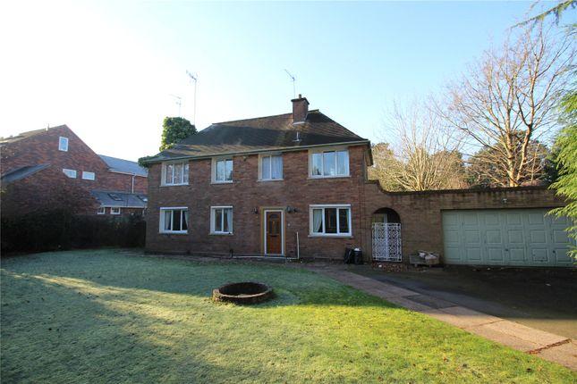 Thumbnail Detached house to rent in Waterdale, Compton, Wolverhampton