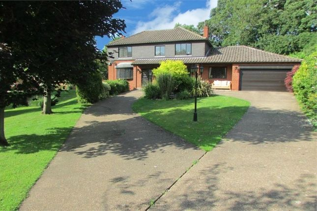 Thumbnail Detached house for sale in Lindholme, Scotter, Gainsborough, Lincolnshire