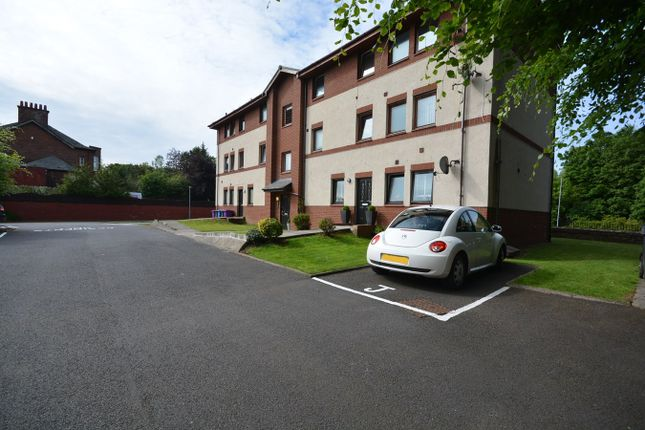 Thumbnail Flat for sale in Castle Keep Gardens, Stanecastle, Irvine