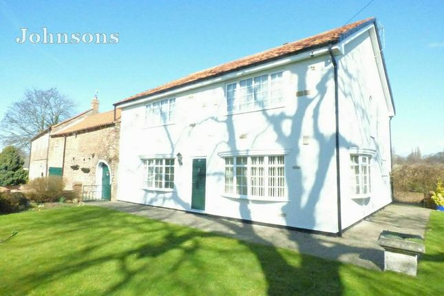 Thumbnail Link-detached house for sale in West Street, Thorne, Doncaster.