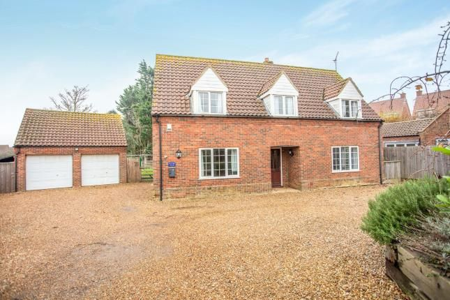 Thumbnail Detached house for sale in Old Hunstanton, Hunstanton, Norfolk
